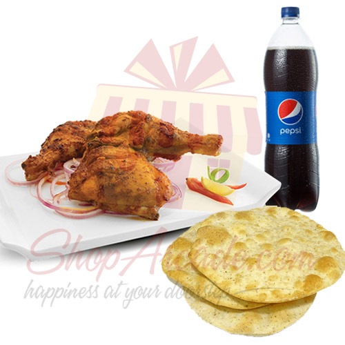 Chicken Tikka Deal (Large)