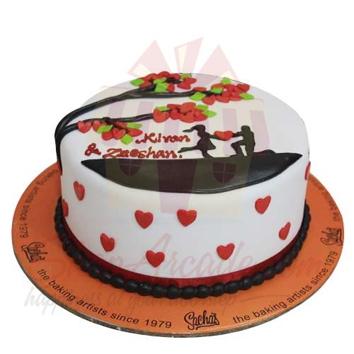 Love Tree Cake 4lbs-Sachas