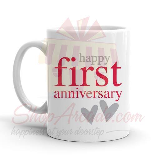 First Anni Mug