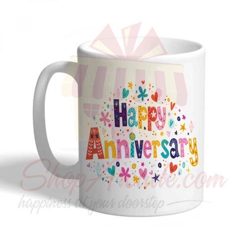 Anniversary Mug 01