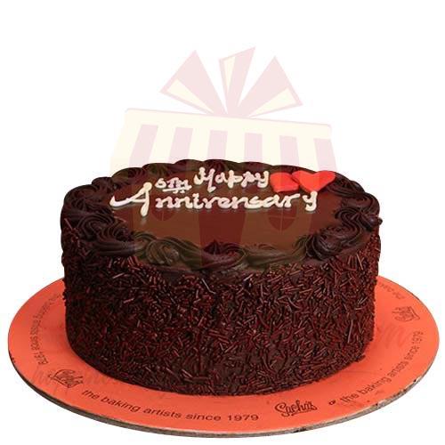 Choc Anni Cake 3lbs-Sachas