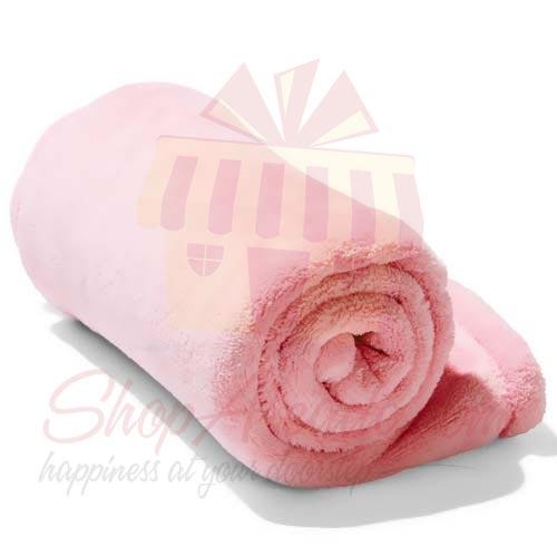 Baby Blanket For Girl