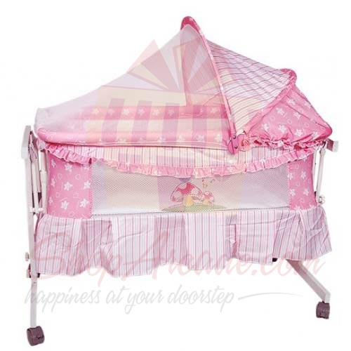 Baby Crib For Girl