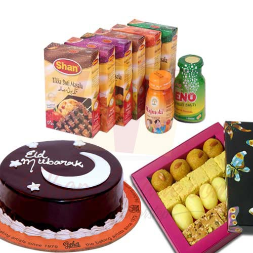 Spices With Sweets
