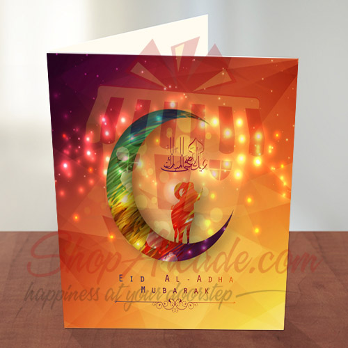 Bakra Eid Card 11