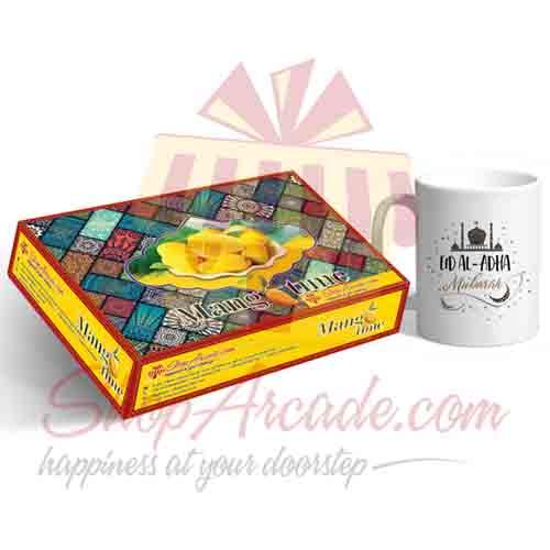 Mango Box With Eid Mug