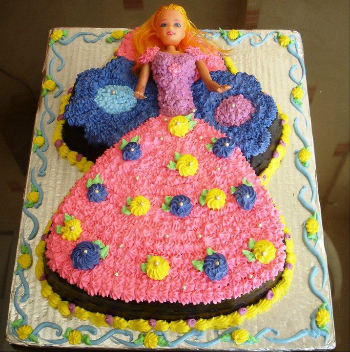 Barbie Cake 10lb