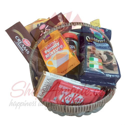 Coffee Tea Basket