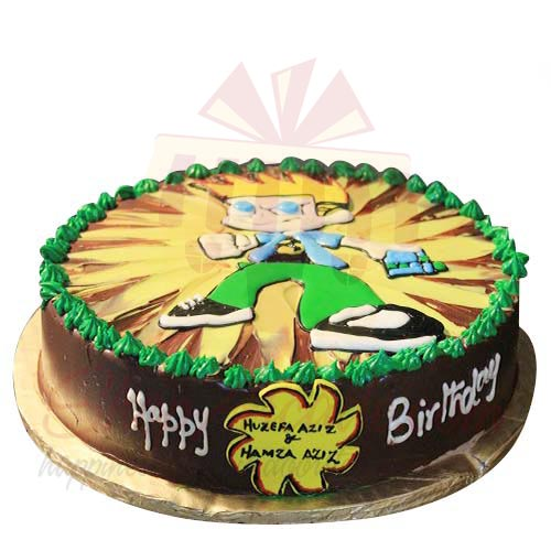 Ben10 Cake 4lbs-Sachas