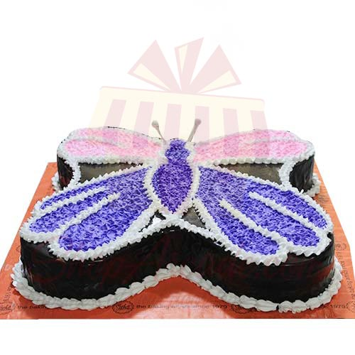 Butterfly Cake 6lbs-Sachas