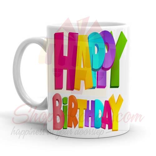 Birthday Mug 5