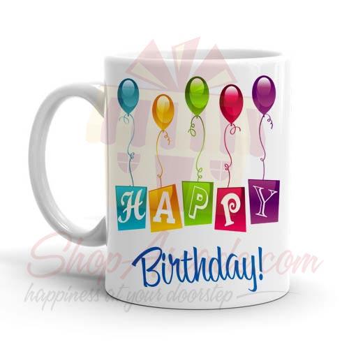 Birthday Mug 6