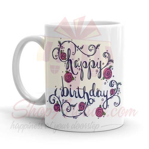 Birthday Mug 7