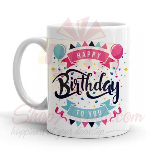 Birthday Mug 9