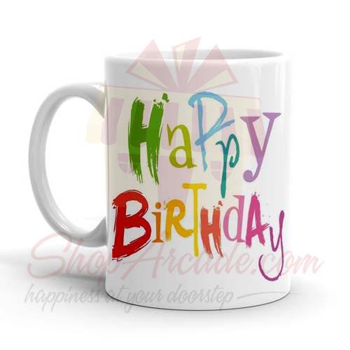 Birthday Mug 15