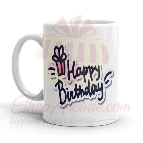 Birthday Mug 16