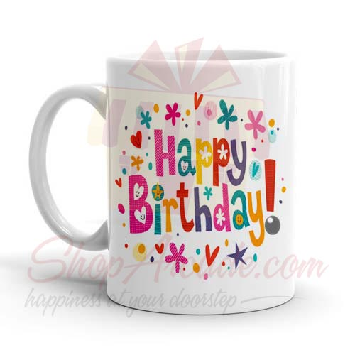 Birthday Mug 17