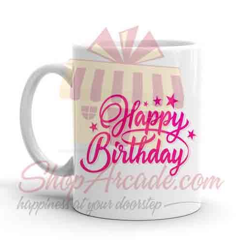 Birthday Mug 20