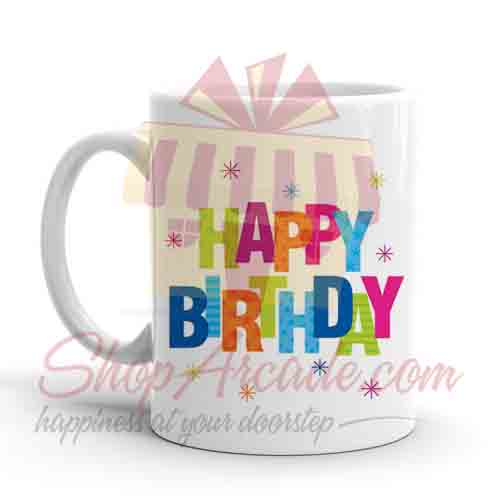 Birthday Mug 24
