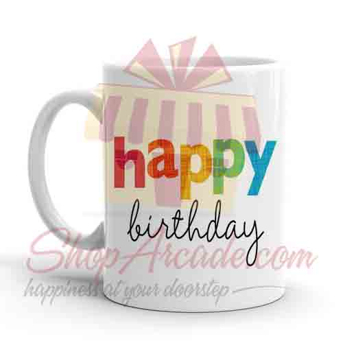Birthday Mug 25