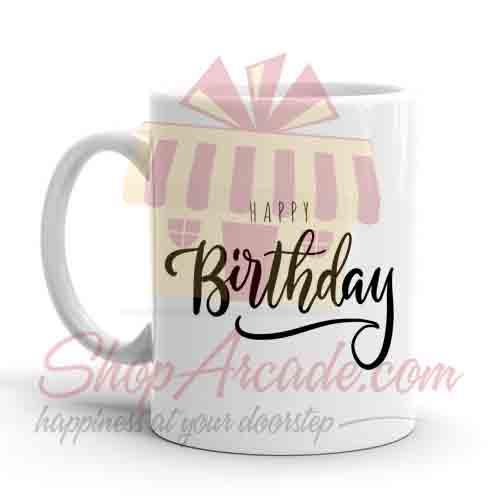 Birthday Mug 26