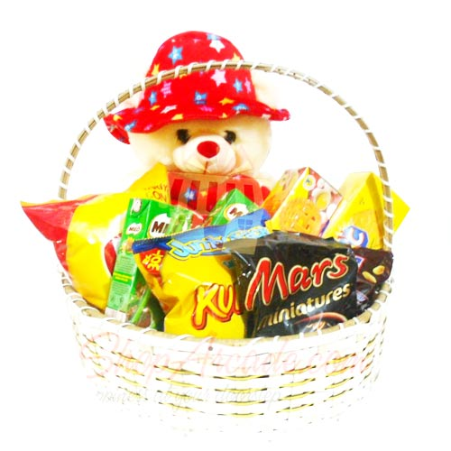 Bear Basket Small