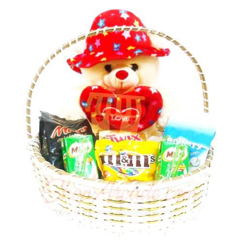 Bear Basket Large