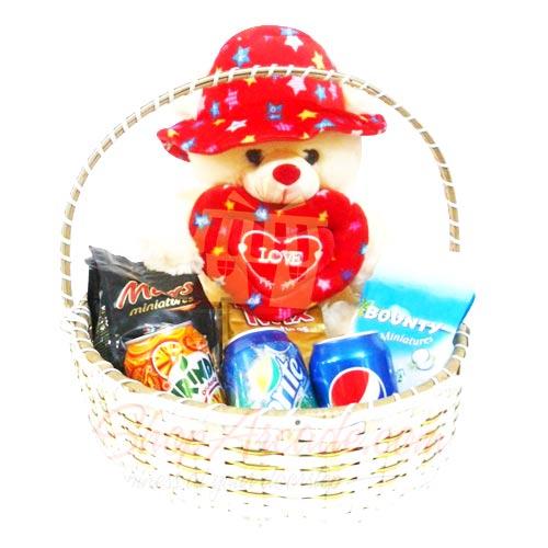 Bear Basket Medium