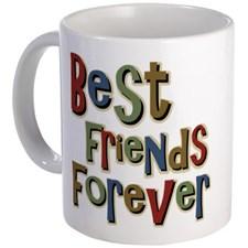 Best Friend Forever Mug