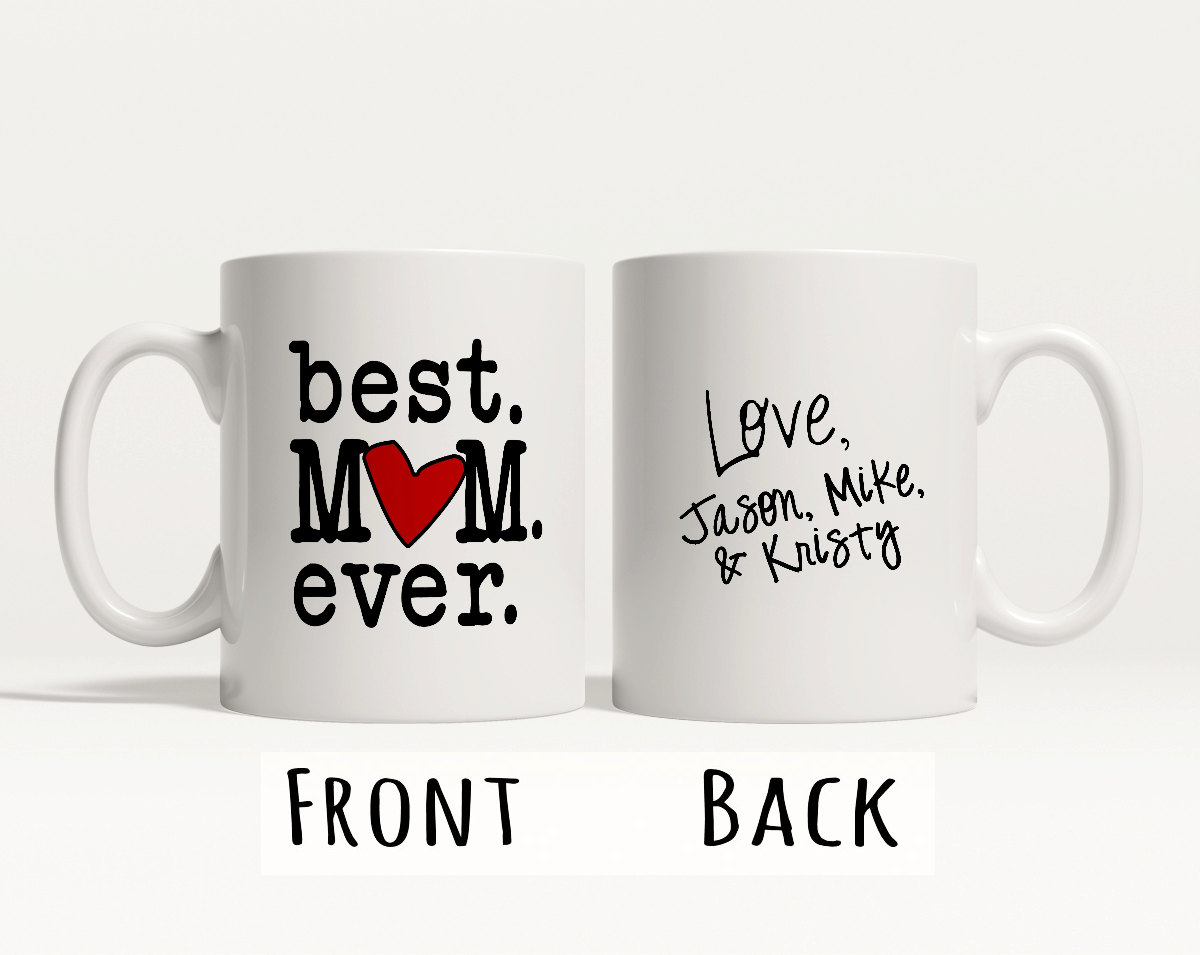 Send Personalized Gifts Best Mom Mug Gift To Pakistan