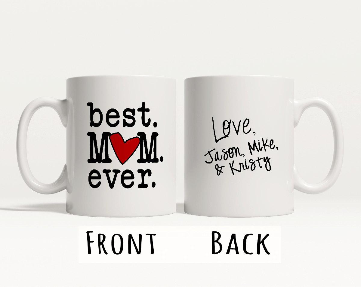 Best Mom Mug