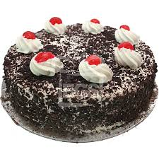 Black Forest Cake 4lbs From Rahat Bakers