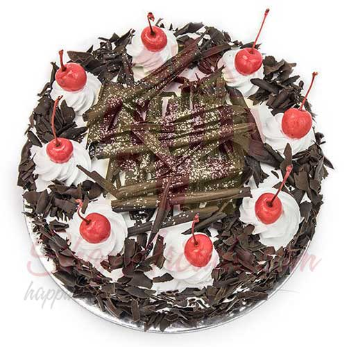 Black Forest Cake 4lbs-PC