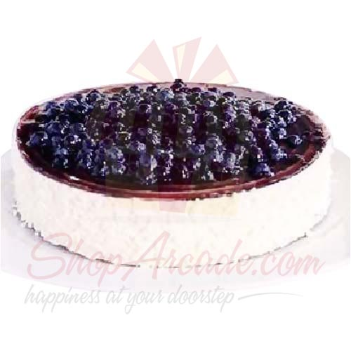 Blueberry Cheese Cake 2lbs - La Farine