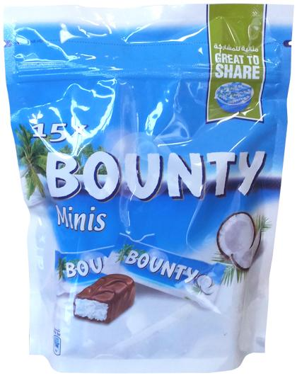 Bounty Chocolates