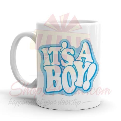 Its A Boy Mug 01