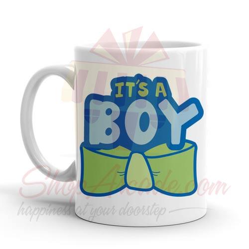 Its A Boy Mug 02