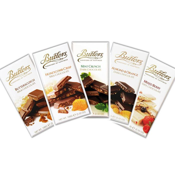 Butler Chocolates 100 gms