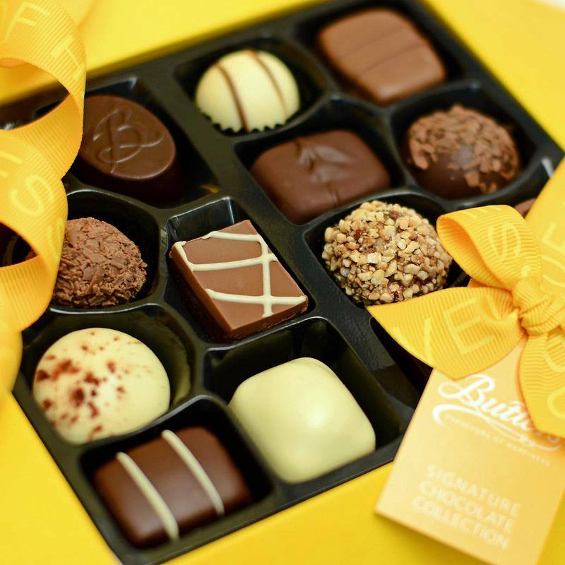 Butler Chocolates 125 gms