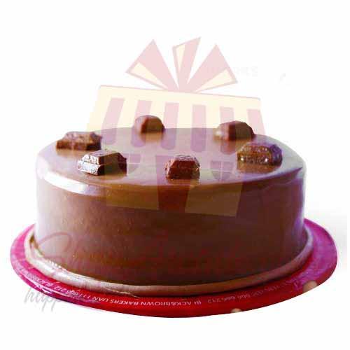 Cadbury Cake - My New Italian Bakery