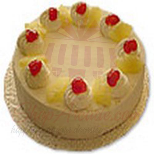 Pineapple Cake 6 Lbs