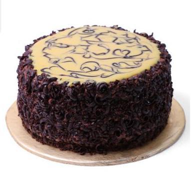 Caramel Chocolate Cake 2lbs