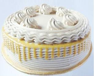 Caramel Fudge Cake 3 lbs From Masooms Bakers