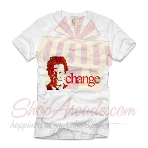 Change T- Shirt