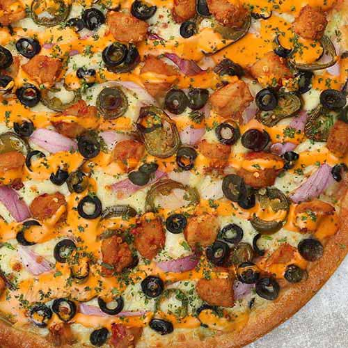 Chilli Chicken Pizza Hut