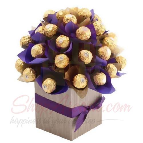 Ferrero Box Arrangement