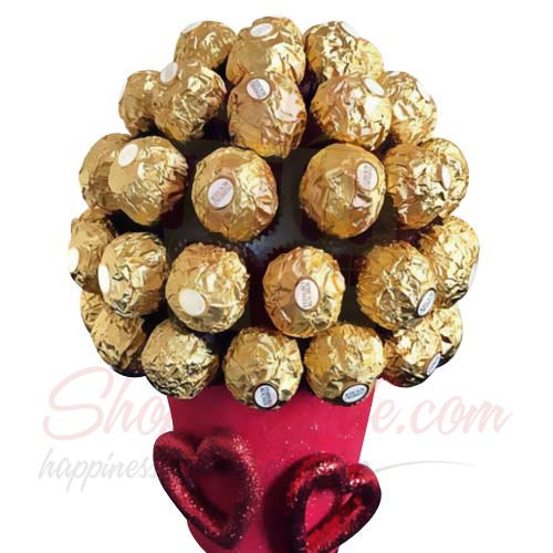 Love Ferrero Bucket