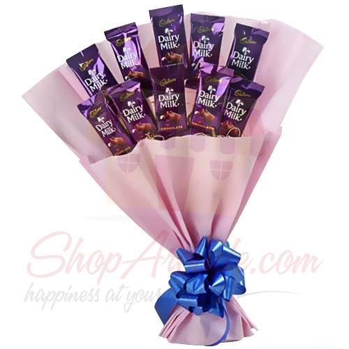 Cadbury Bunch