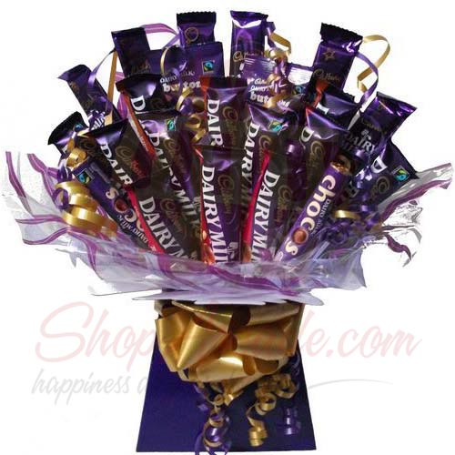 Cadbury Arrangement