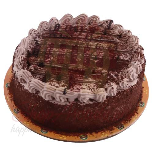 Choc Brownie Cake 2lbs HOBNOB